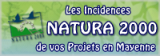 Evaluation des incidences Natura 2000 en Mayenne